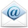 Clickable envelope icon